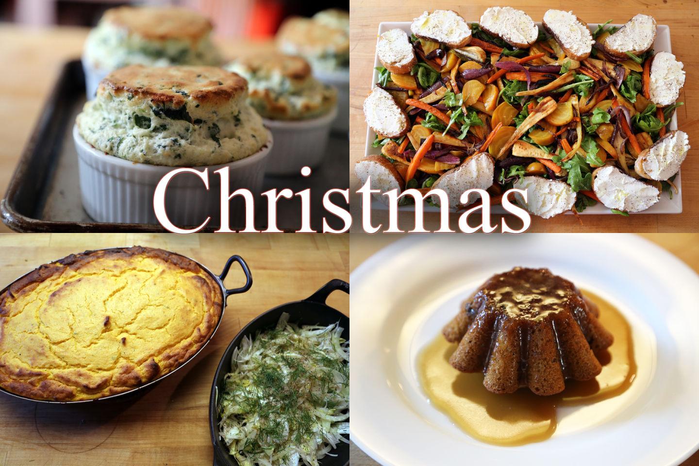 Celebrate the Season! Bay Area Bites Christmas Holiday Feast