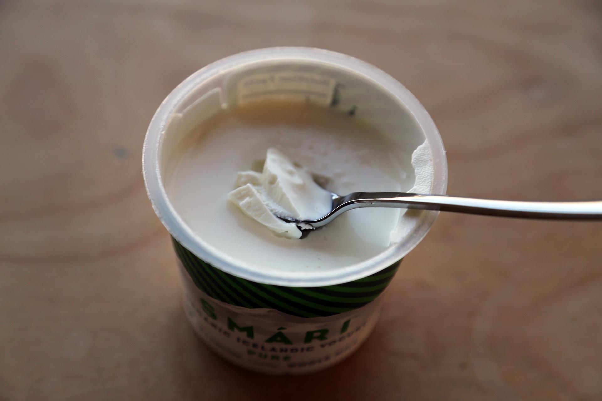 Smári Icelandic Yogurt Pure