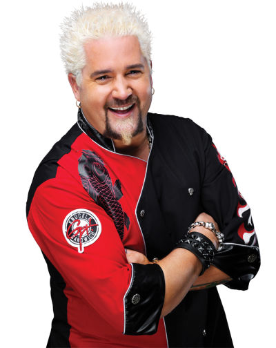 Guy Fieri – Celebrity Chef for this year's Players Super Bowl Tailgate