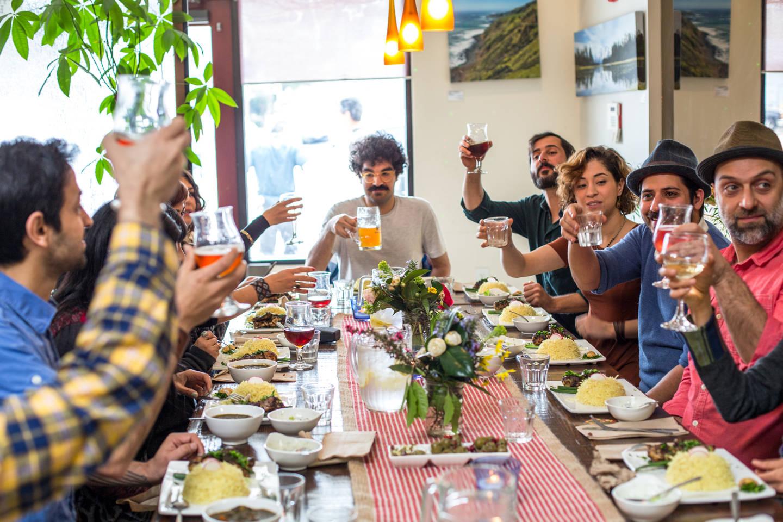 Komaaj Pop-Up Brings Northern Iranian Cuisine to Northern California