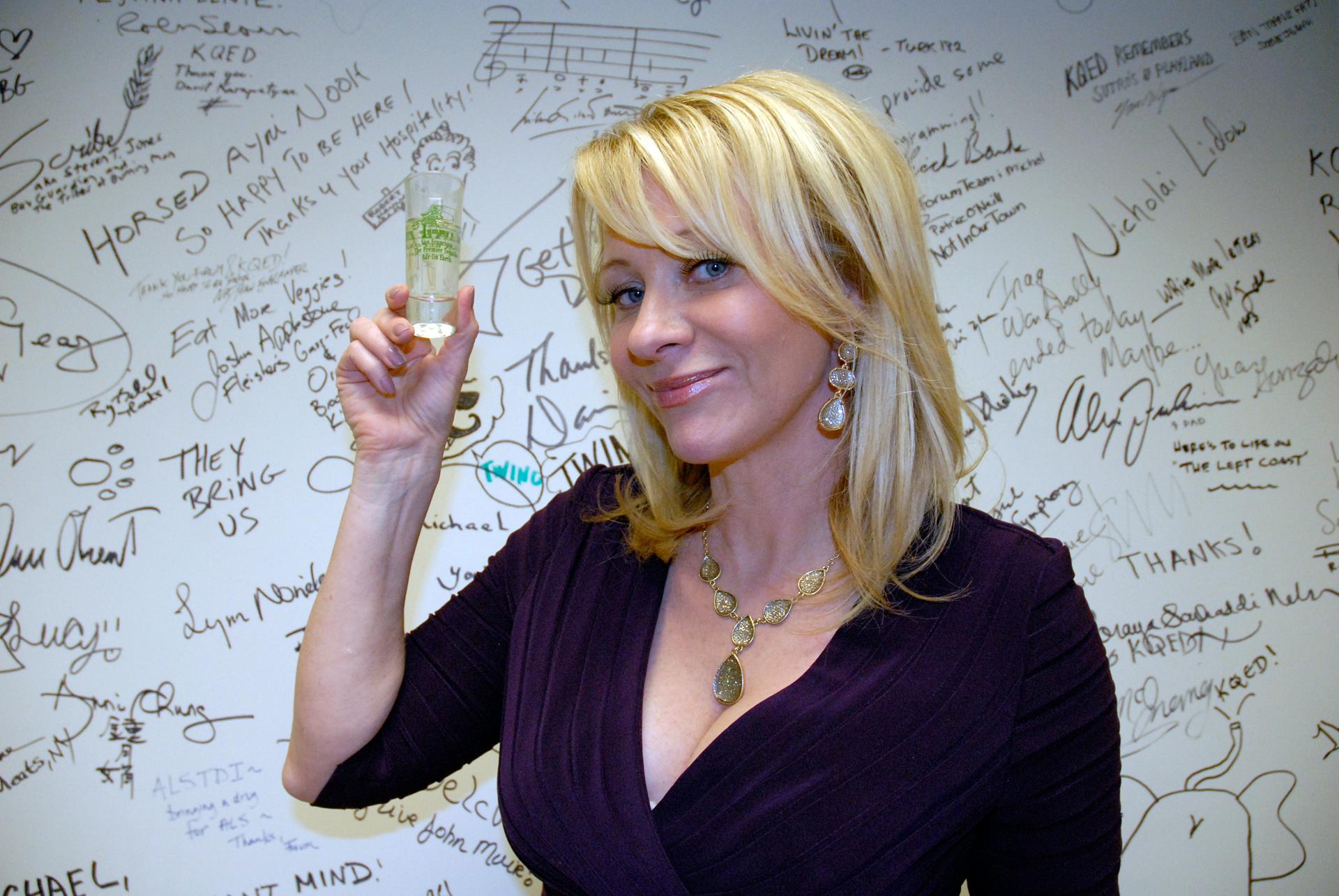 Leslie Sbrocco loves tequila
