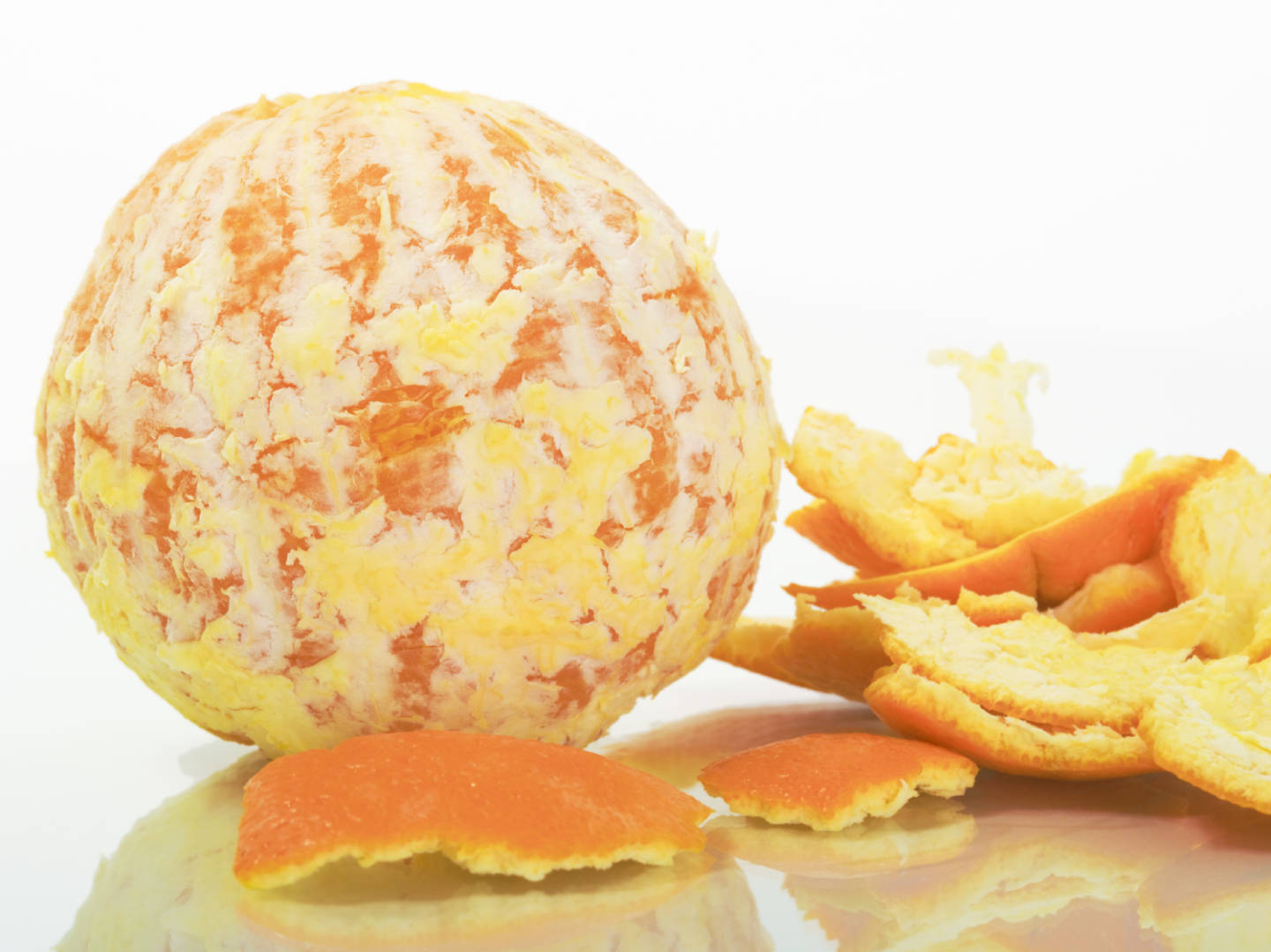 Pre-Peeled Oranges: What Some Call 'Lazy' Others Call A 'Lifesaver'