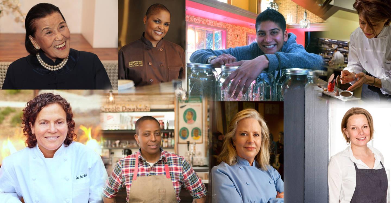 Celebrating Bay Area Women Chefs on International Women's Day