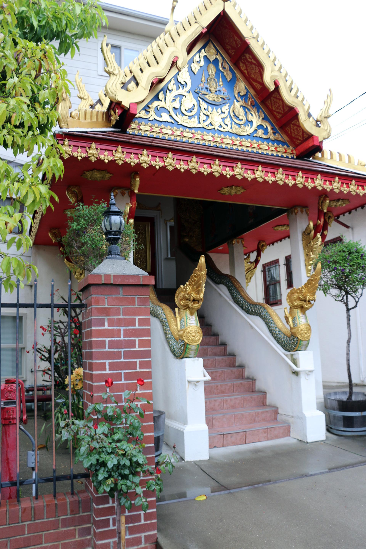 Wat Mongkolratanaram, Berkeley's Thai Buddhist Temple.