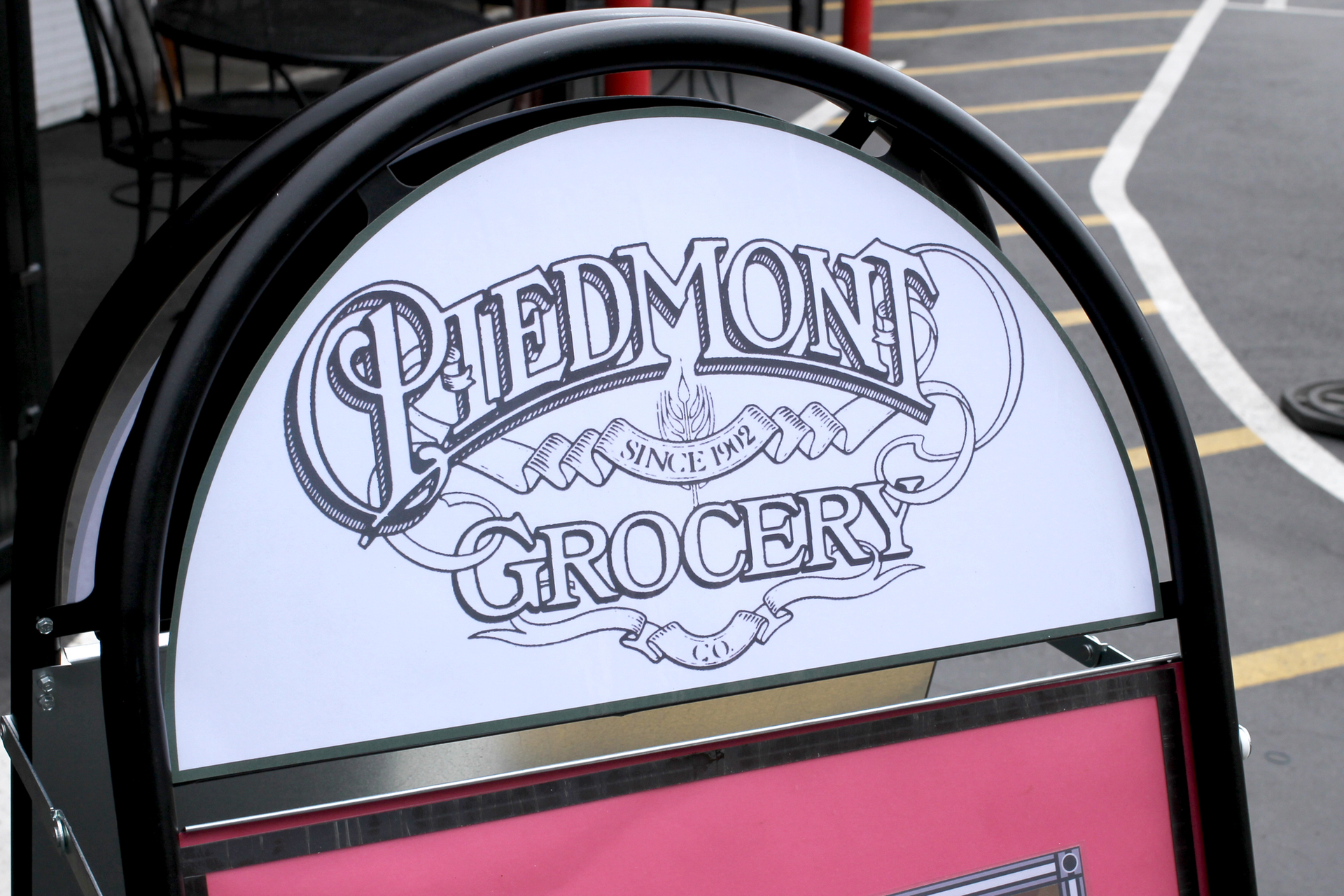 Piedmont Grocery has been on the Avenue for over 100 years.