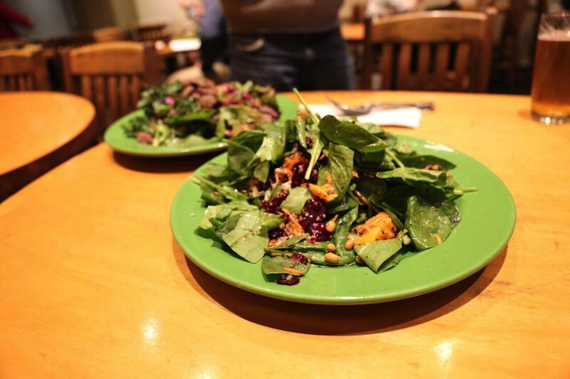 Guide To 4 Favorite Spots For Springtime Salads In San
