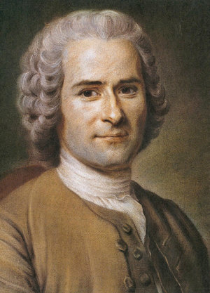 "In the 18th century Jean Jacques Rousseau, the high priest of the Romantics, sought redemption in natural foods. ""Our appetite is only excessive,"" wrote Rousseau in 1762, ""because we try to impose on it rules other than those of nature."""