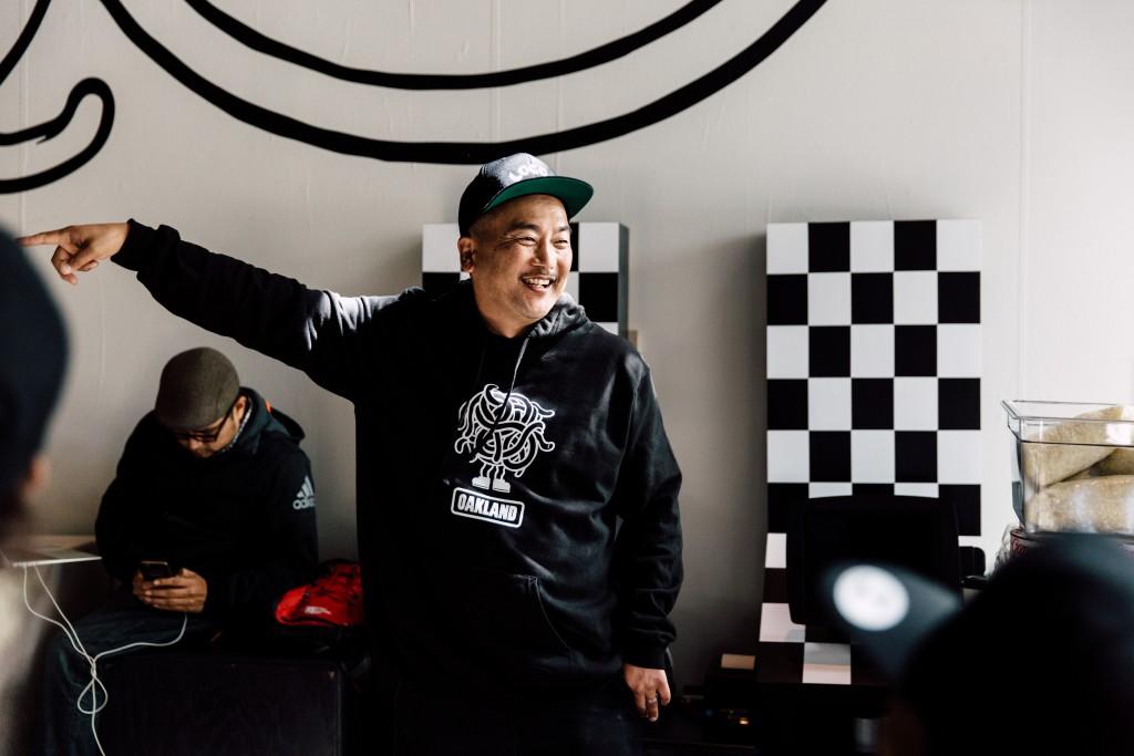 Roy Choi.