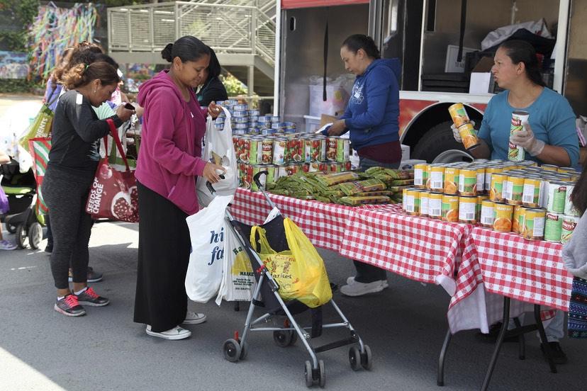Photos courtesy of Alameda County Community Food Bank