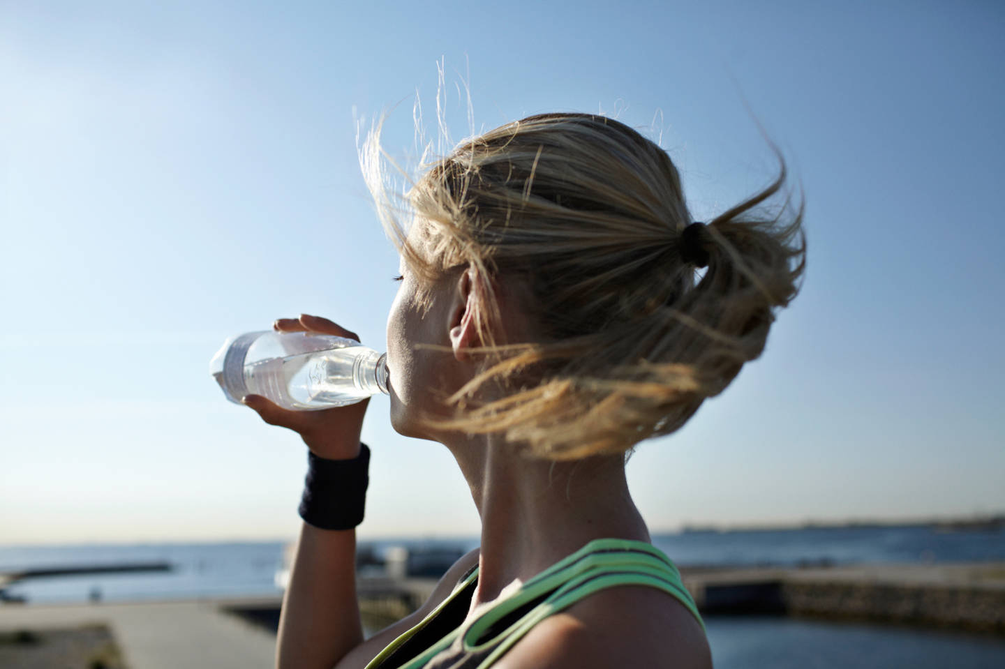 Thirsty? New Study Links Good Hydration To Slimmer Waistlines