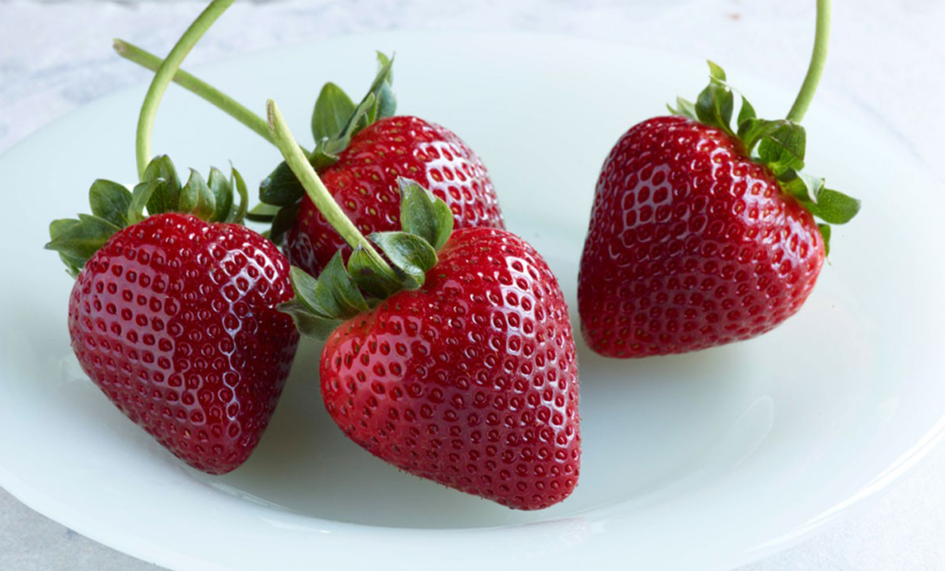 Strawberries and their berry brethren have recently become the most popular fruit.