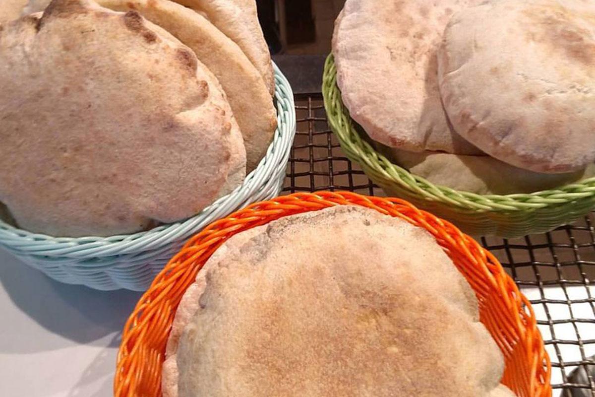 Reem's bread