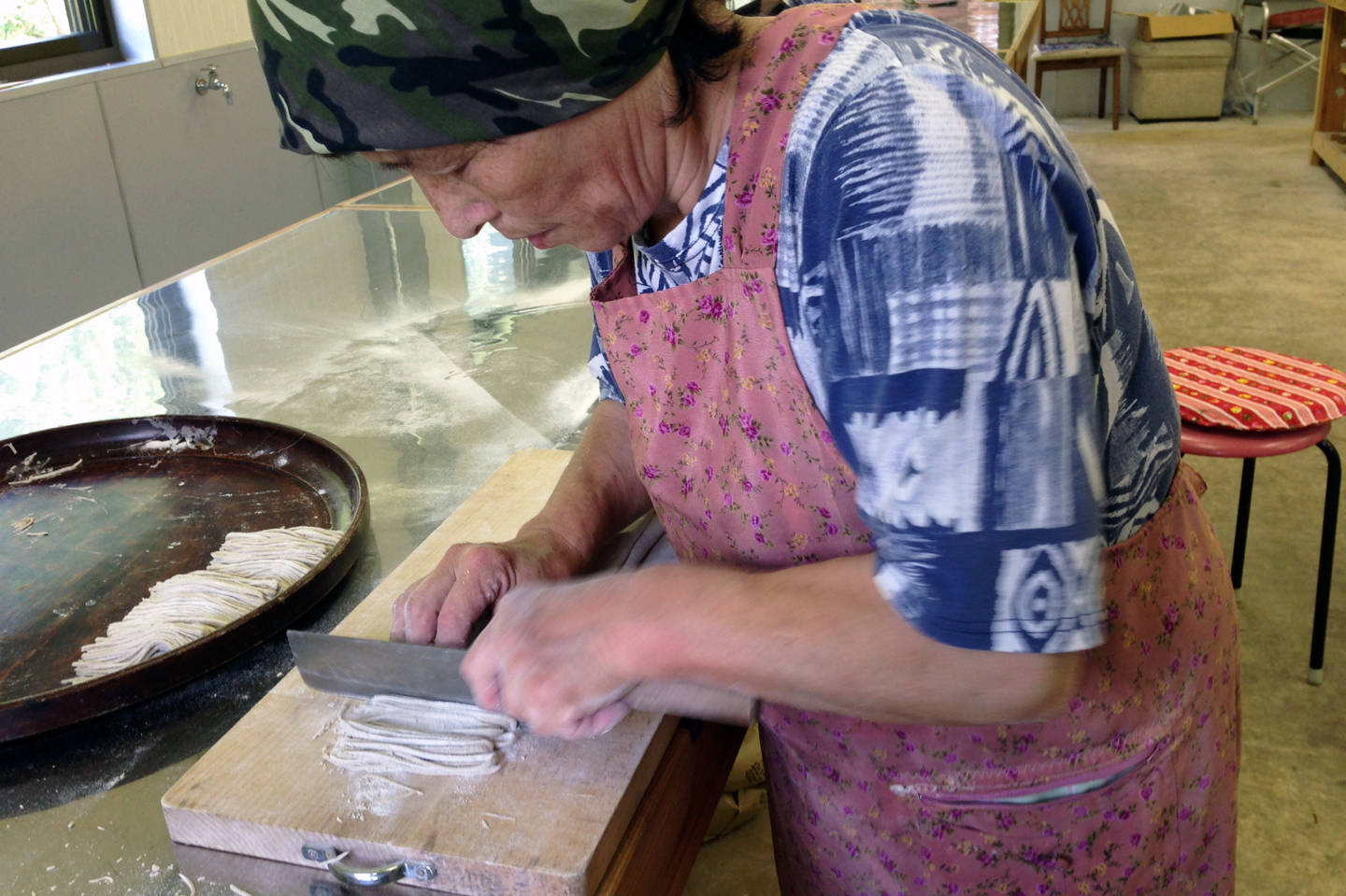 Japan's Centuries-Old Tradition Of Making Soba Noodles