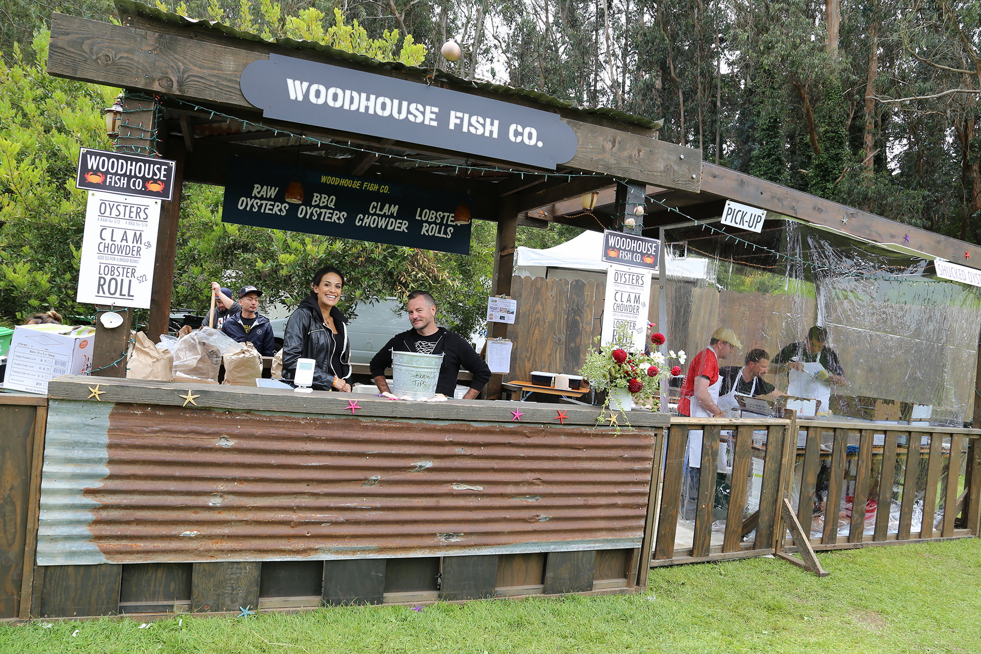 Outside Clams - Woodhouse Fish Co.
