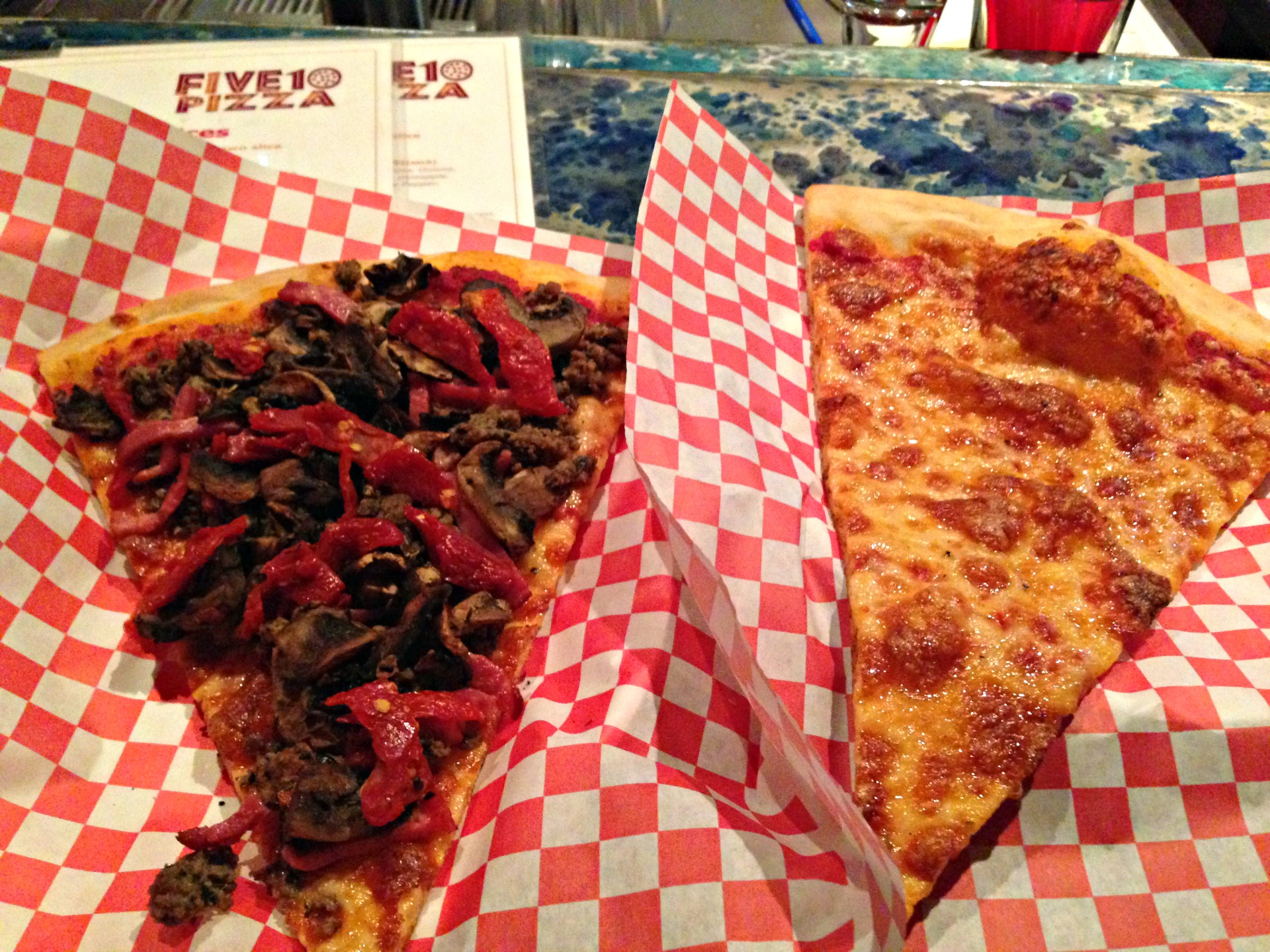 Guide To 5 Favorite Spots For Pizza By The Slice In