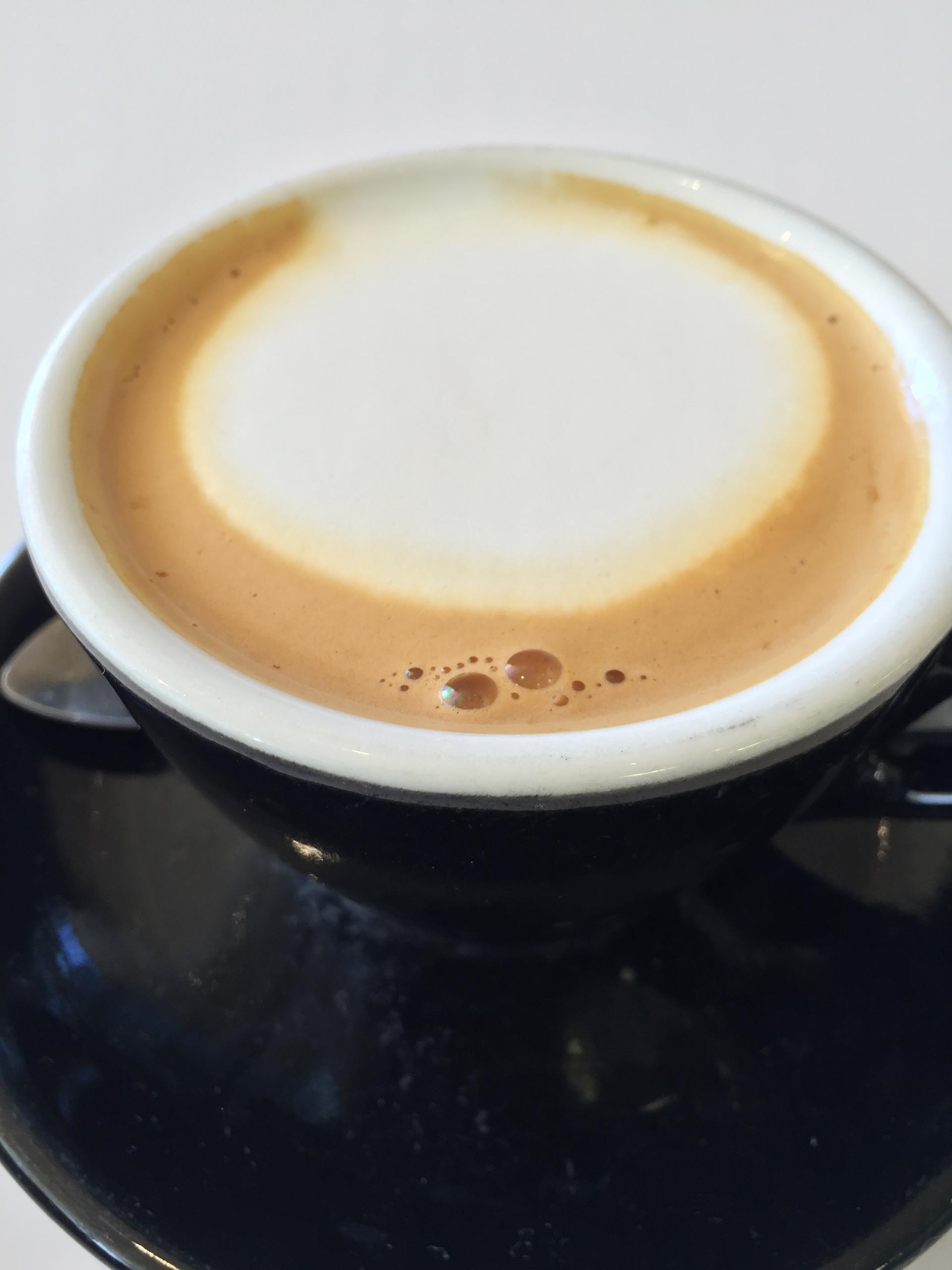 Acre cappuccino
