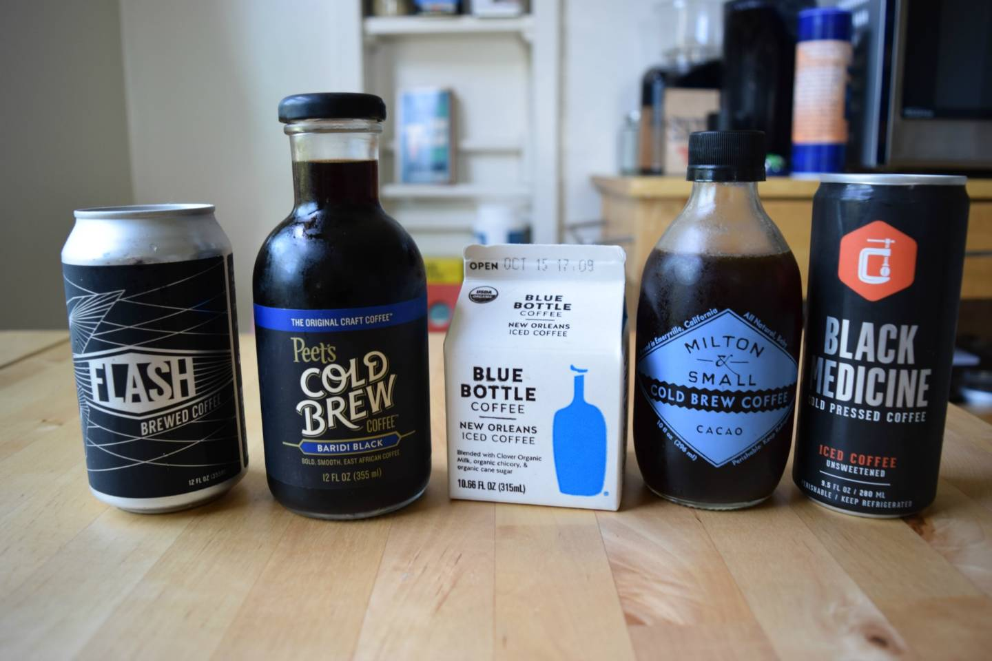 Taste Test Guide: Local, Ready To Drink Cold Brew Coffees