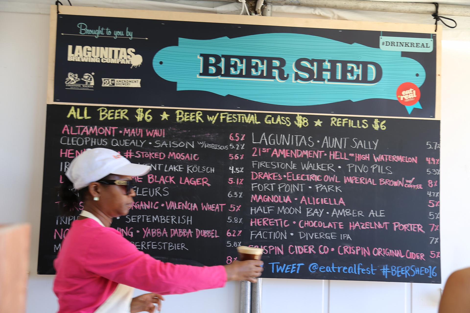Beer Shed