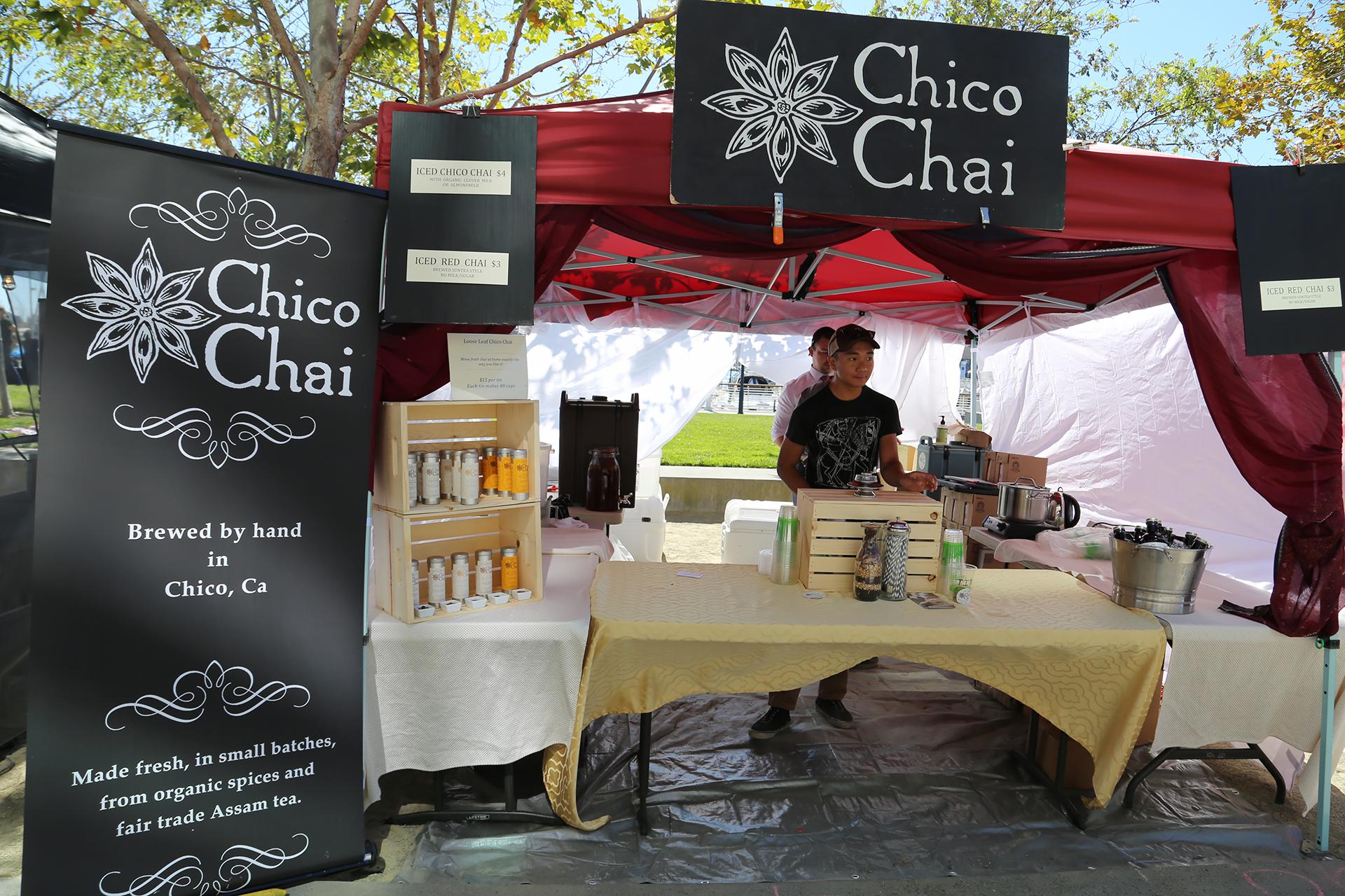 Chico Chai