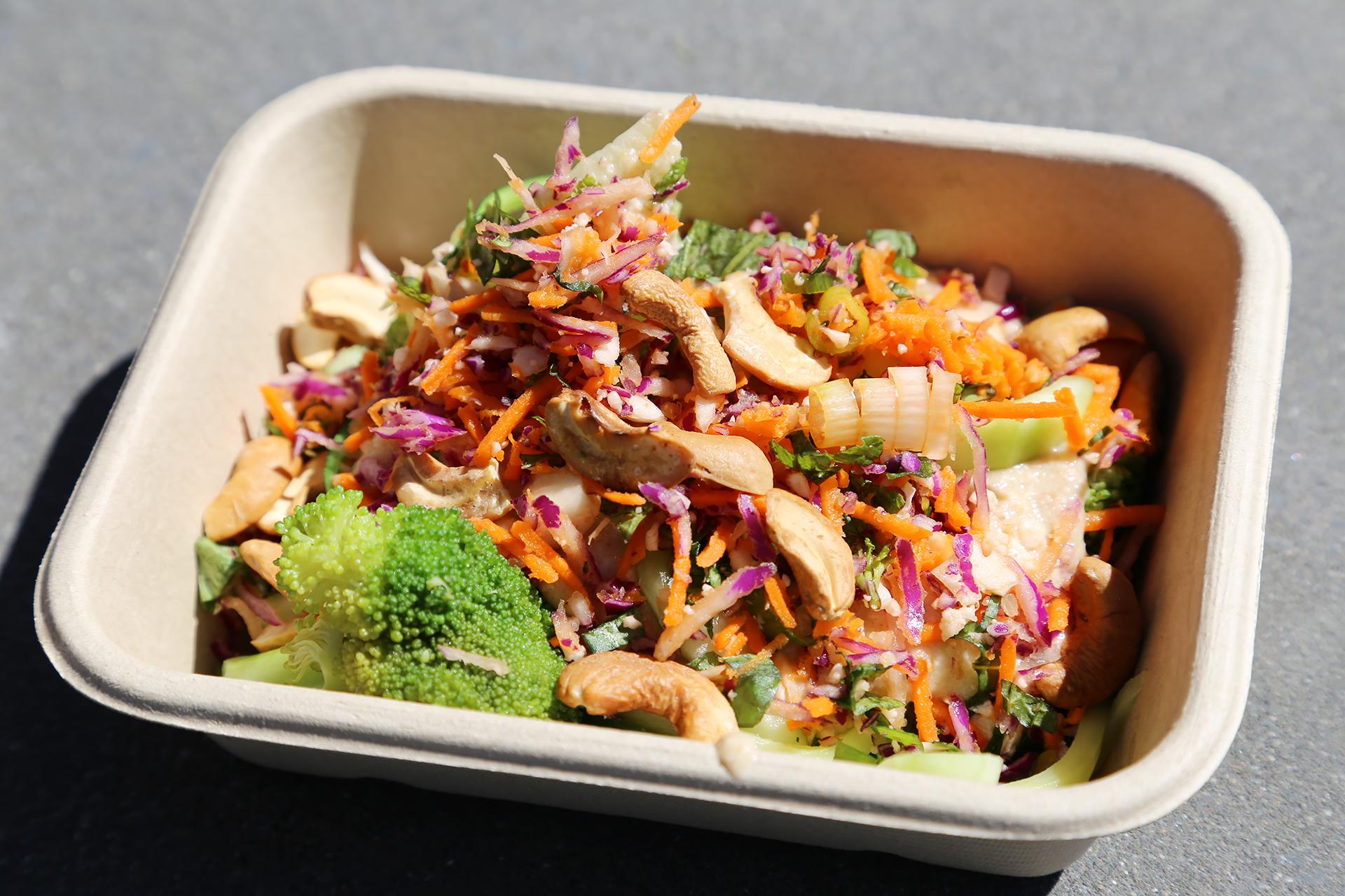 Core Kitchen: Thai Zucchini Noodles