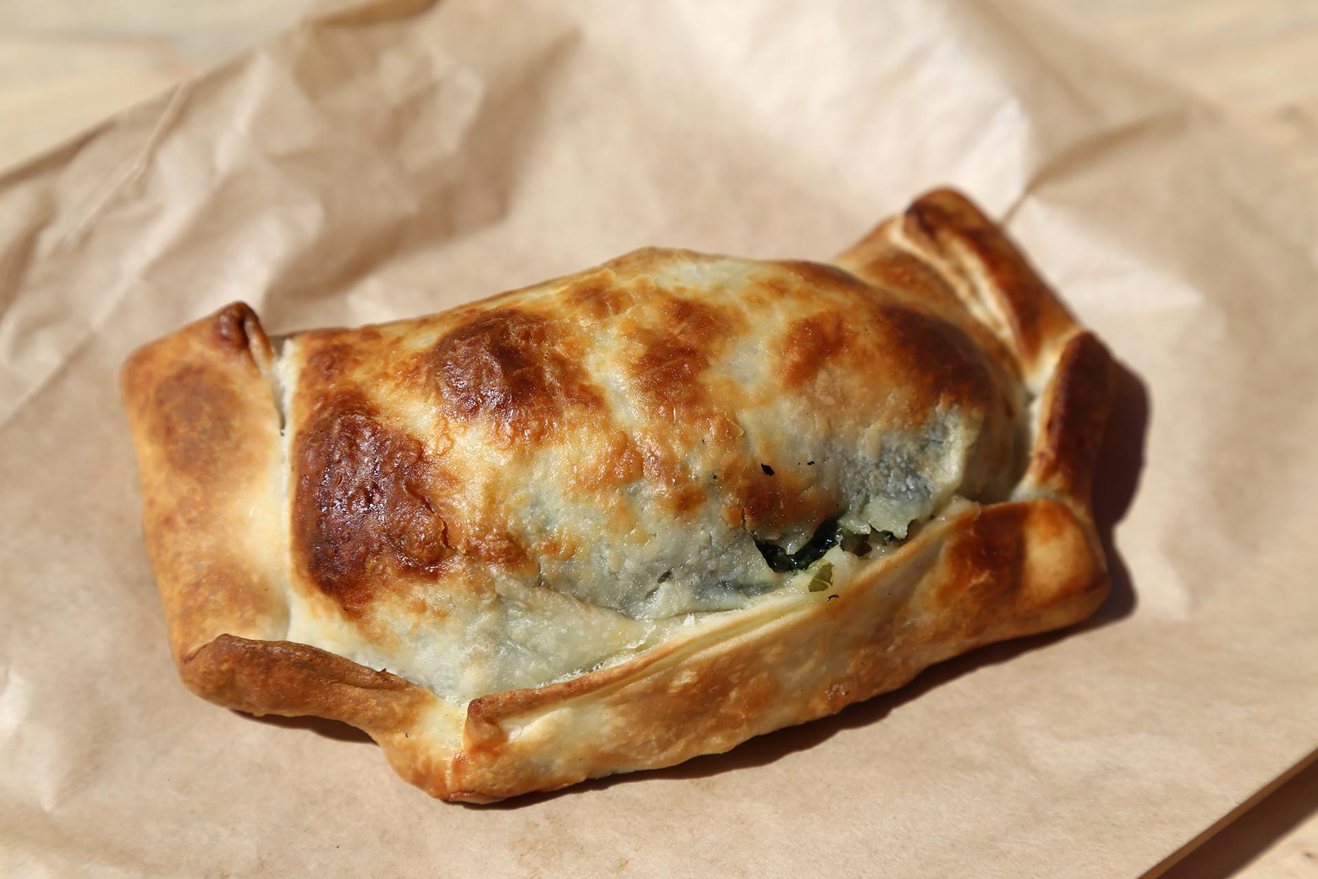 El Sur: Verde empanada