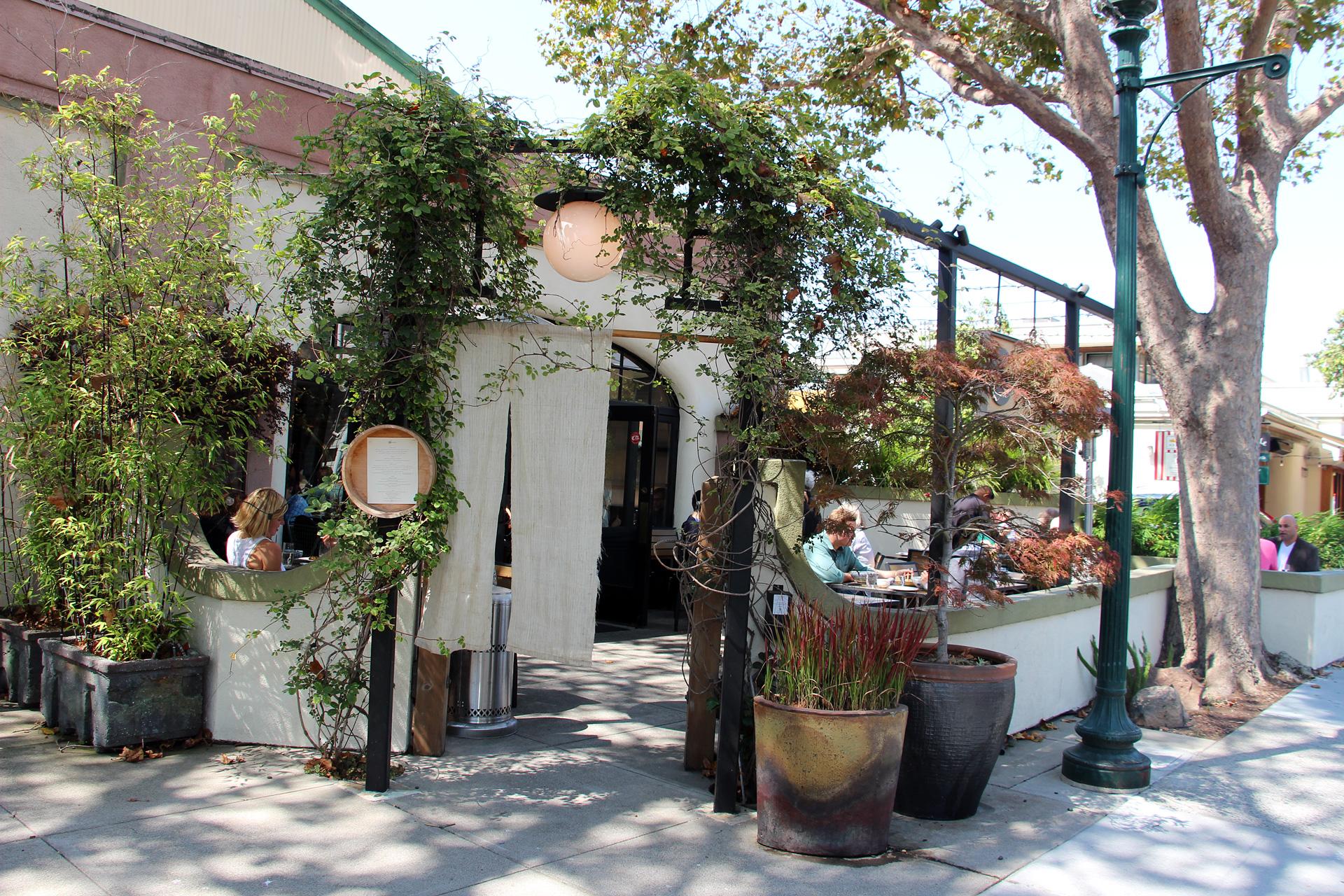 Iyasare restaurant exterior