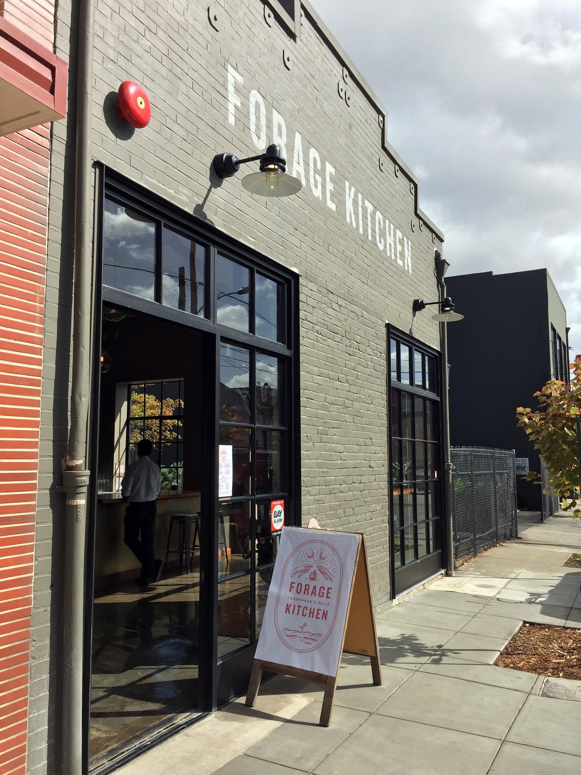Forage Kitchen, a shared commercial kitchen space on 25th St. in Oakland