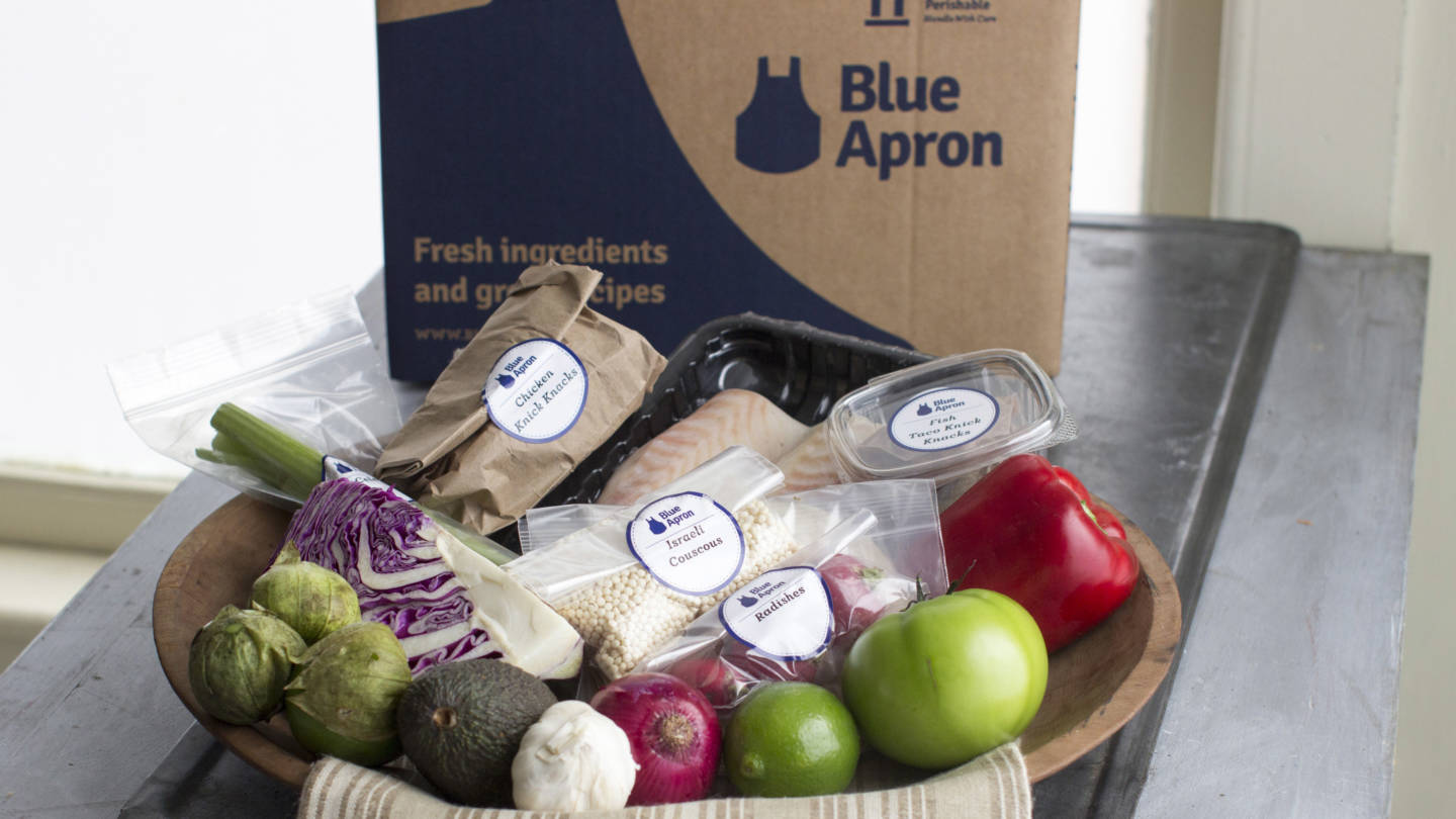 Meal Kits And Chaos: Report Reveals Unsavory Side Of Blue Apron Warehouse