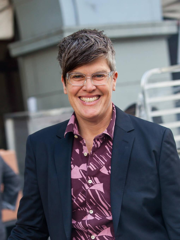 CUESA Executive Director Marcy Coburn