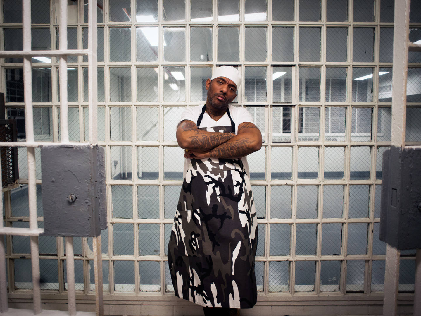 From Mobb Deep Rapper, A Cookbook For Healthy Eating — In Prison