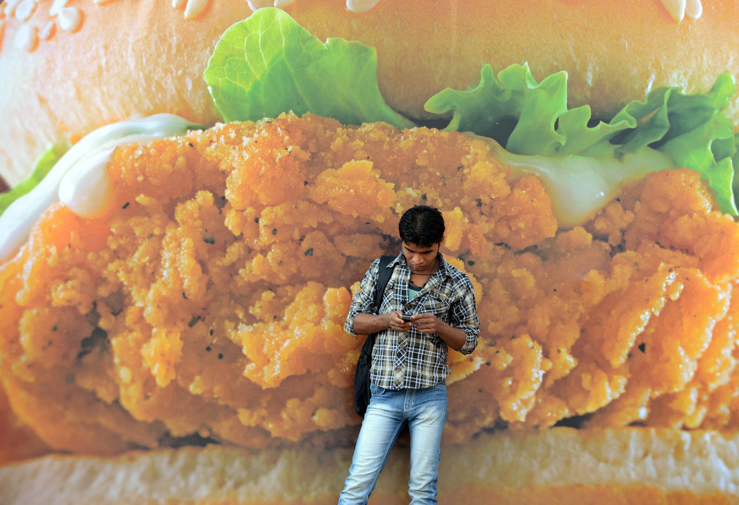 Across The Globe, Our Diets Are Making Us Sicker, Report Finds