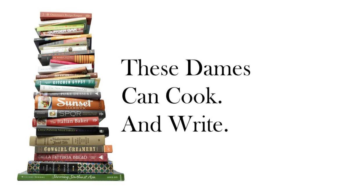 Meet Your Favorite Cookbook Authors at A Literary Feast