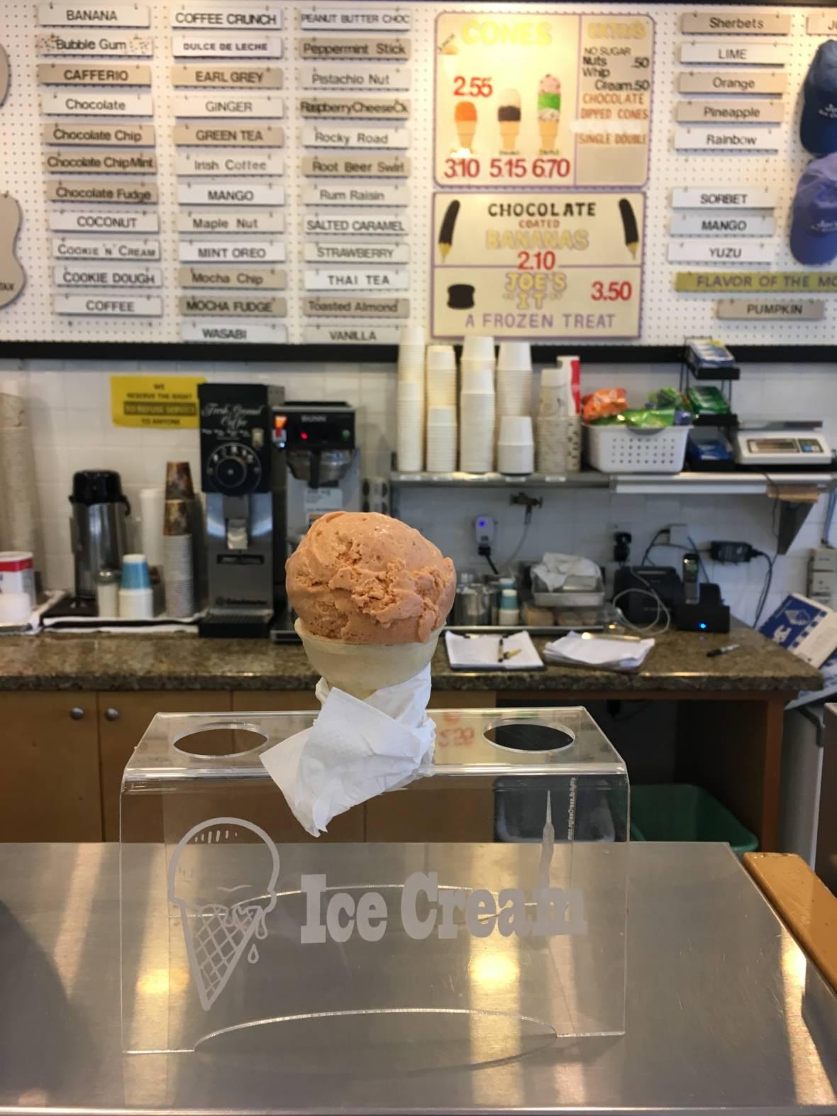Bay Area Bites Guide: Pumpkin Ice Cream Round Up