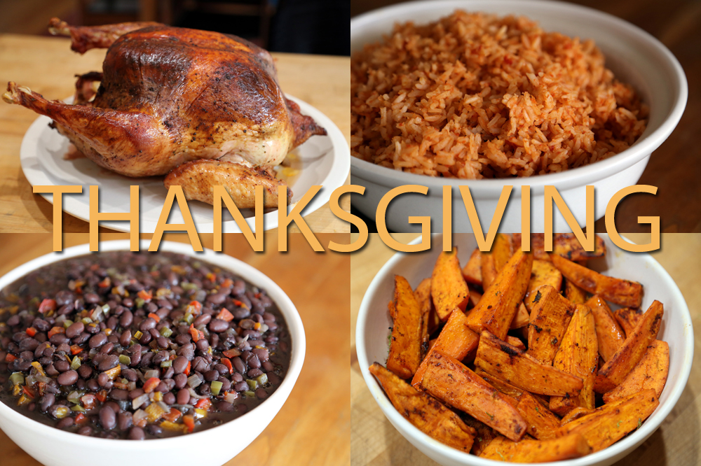 Mexican-Style Thanksgiving