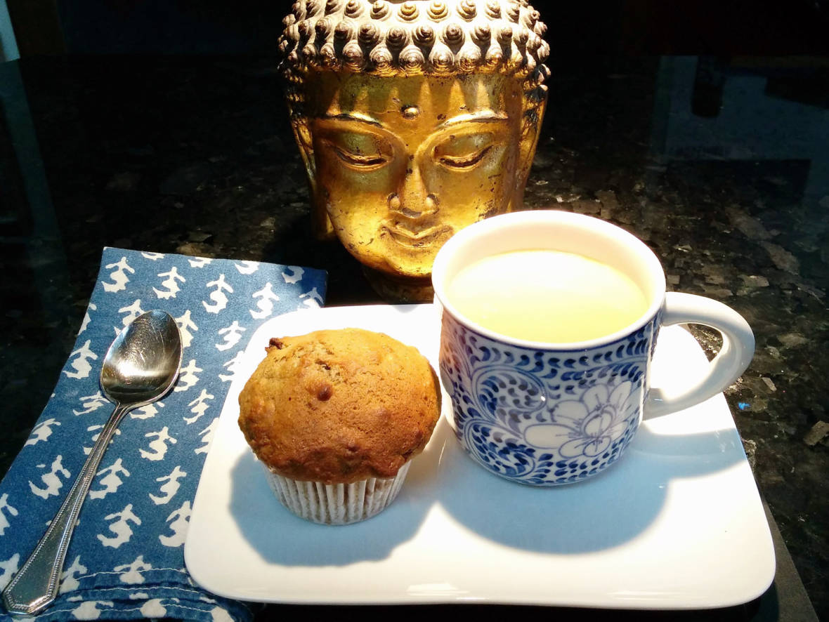 Therapist Discovers Surprising Cure For Election Stress: Mindful Muffins