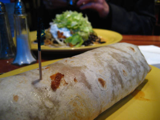 Burritos in San Francisco are a hot topic.