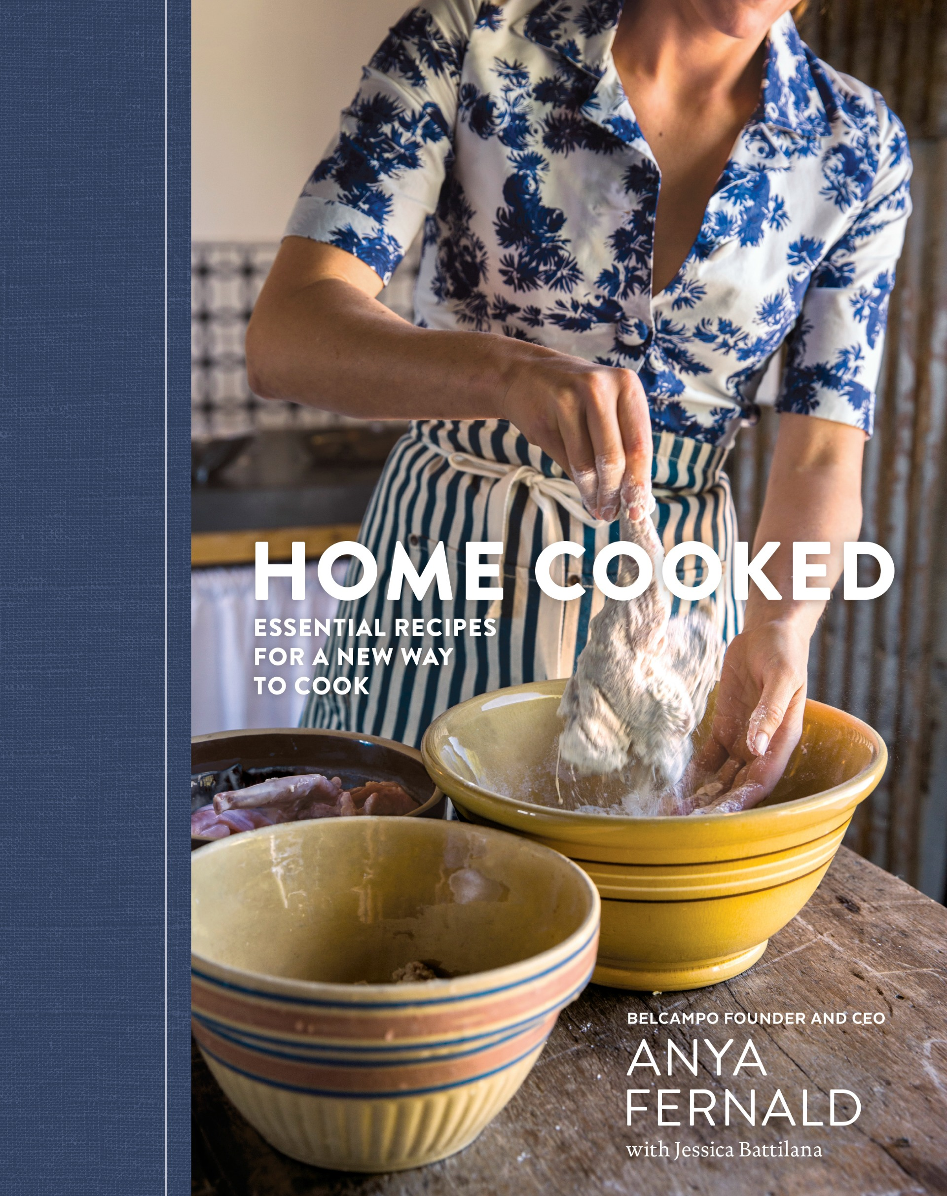 Home Cooked: Essential Recipes for a New Way to Cook Kindle Edition by Anya Fernald.