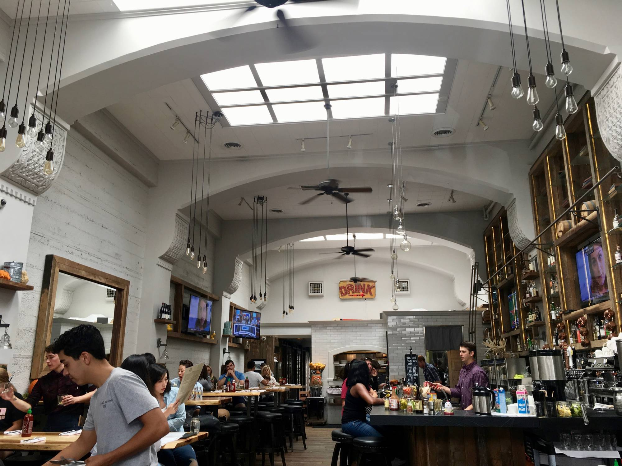 Inside Local Union 271 in Palo Alto.