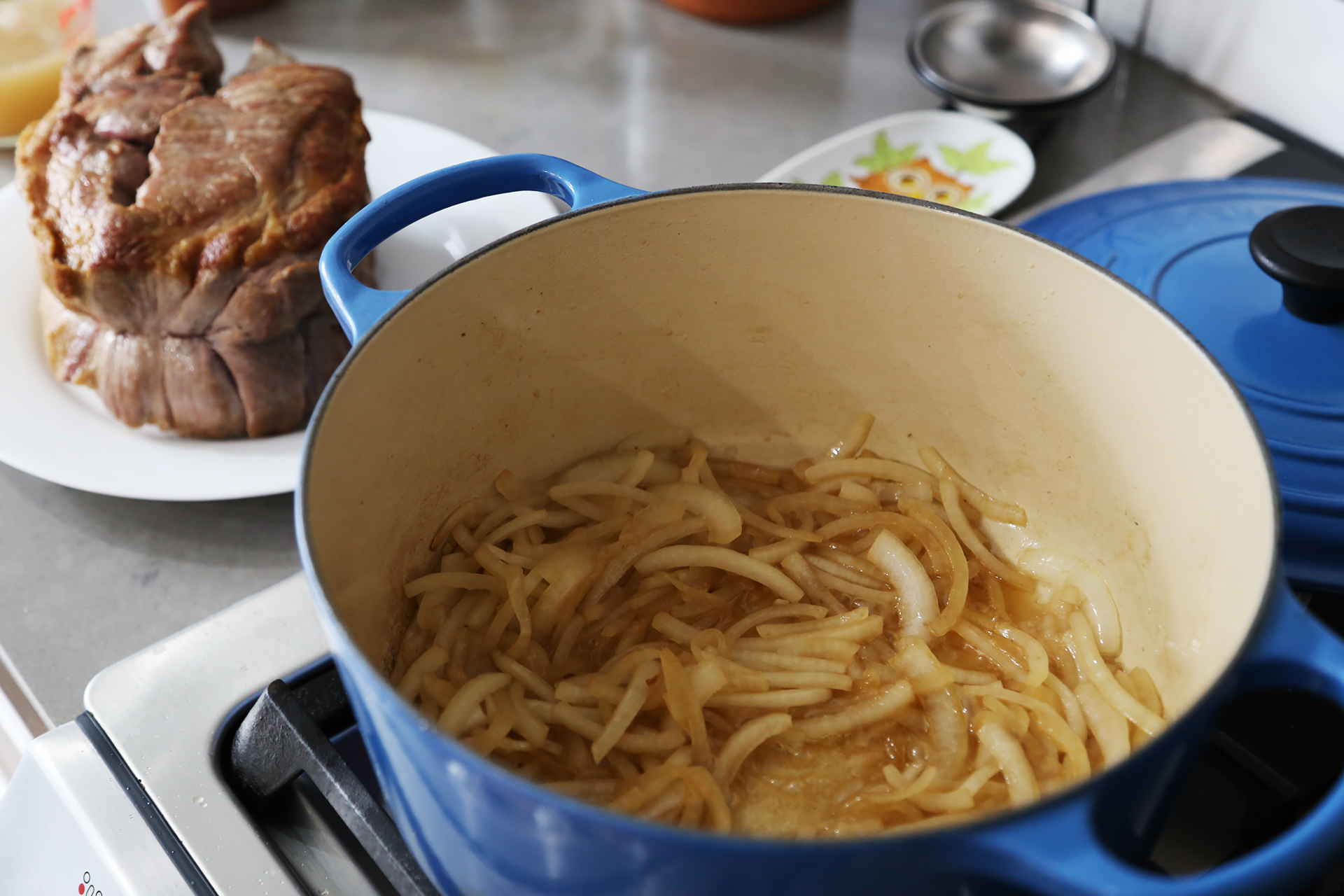 how to cook sauerkraut in the oven