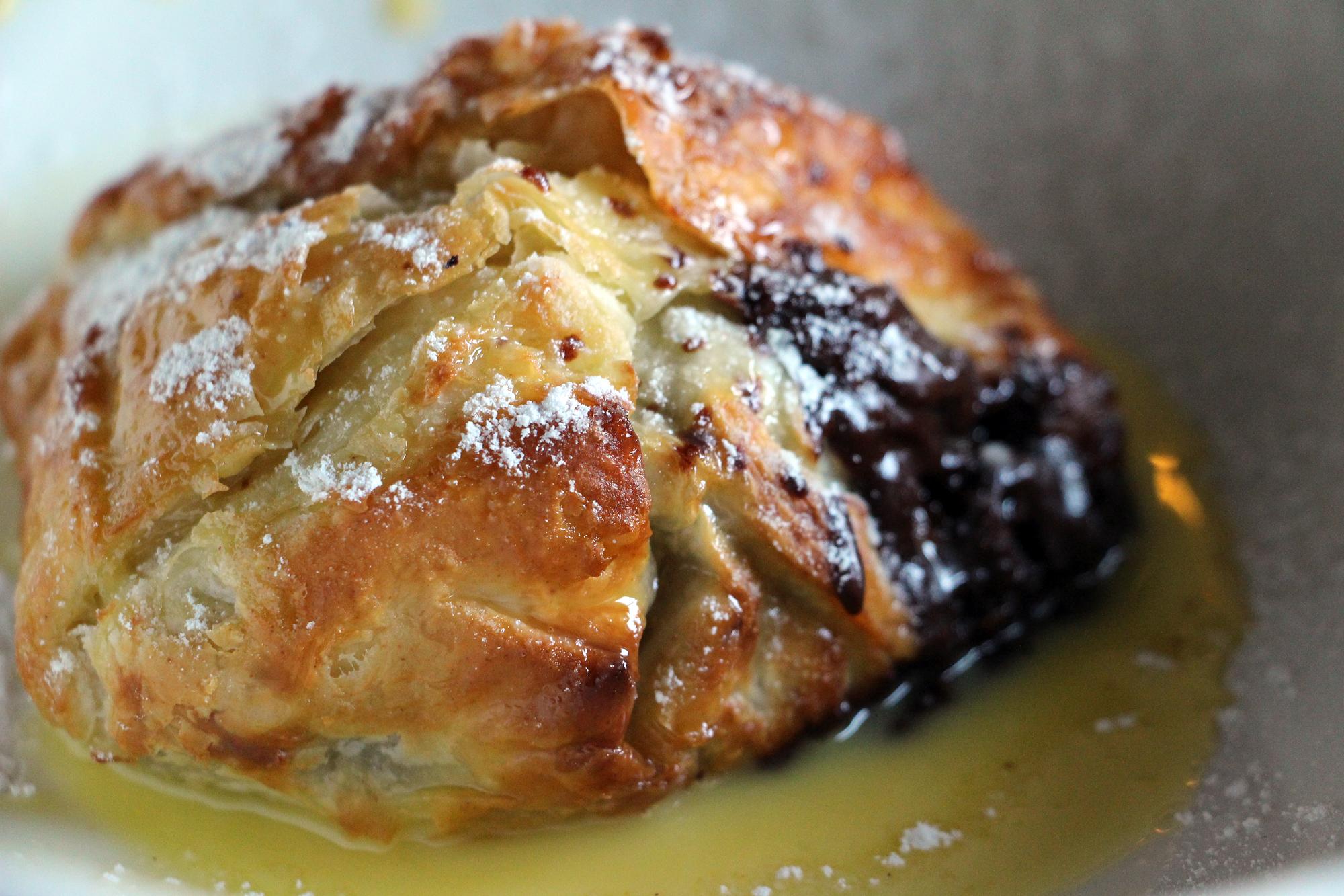 Saha 'Ya Mama' dessert.