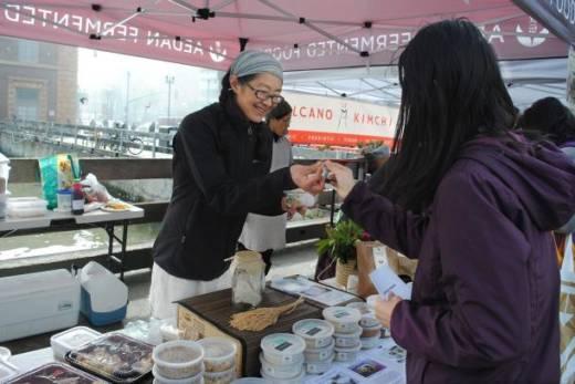 Fermentation guru Mariko Grady from Aedan Fermented Foods