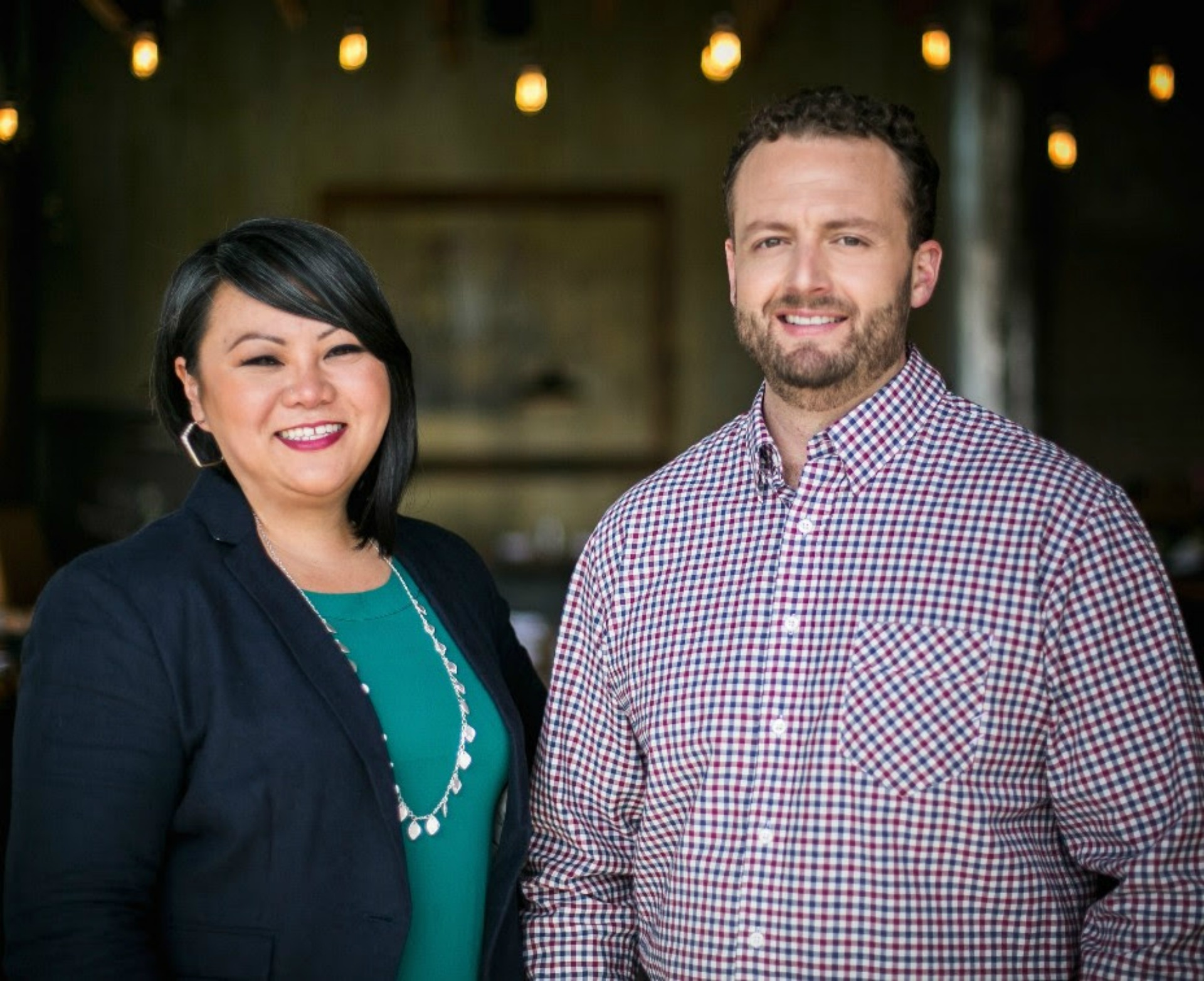 Gastropig co-owners Ann Thai and Loren Goodwin.