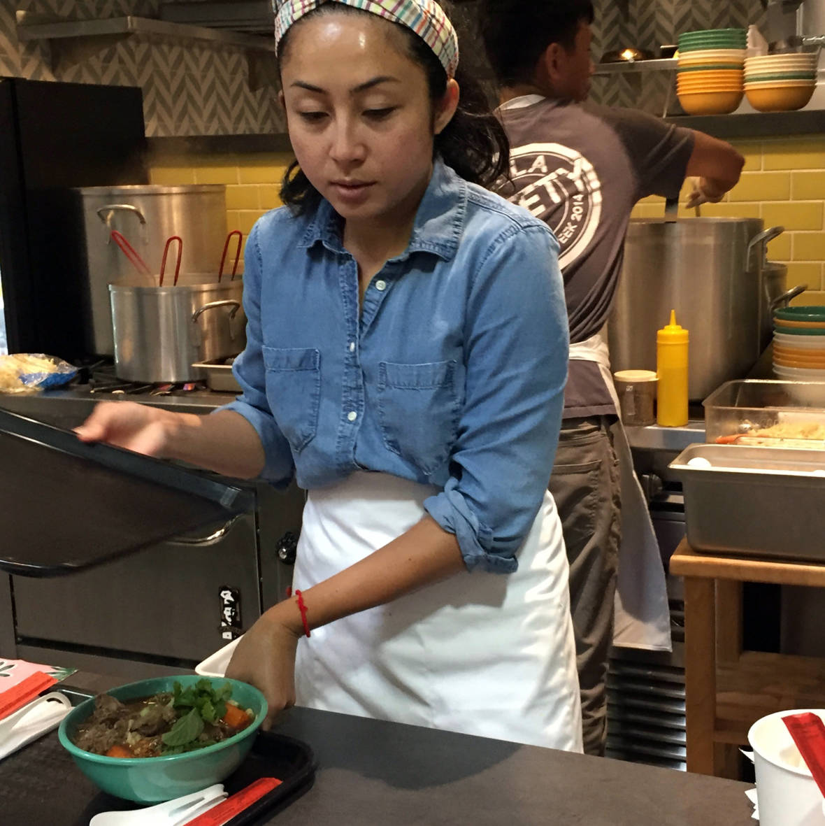 Noodle Soups Share Cambodian Culture at Nyum Bai