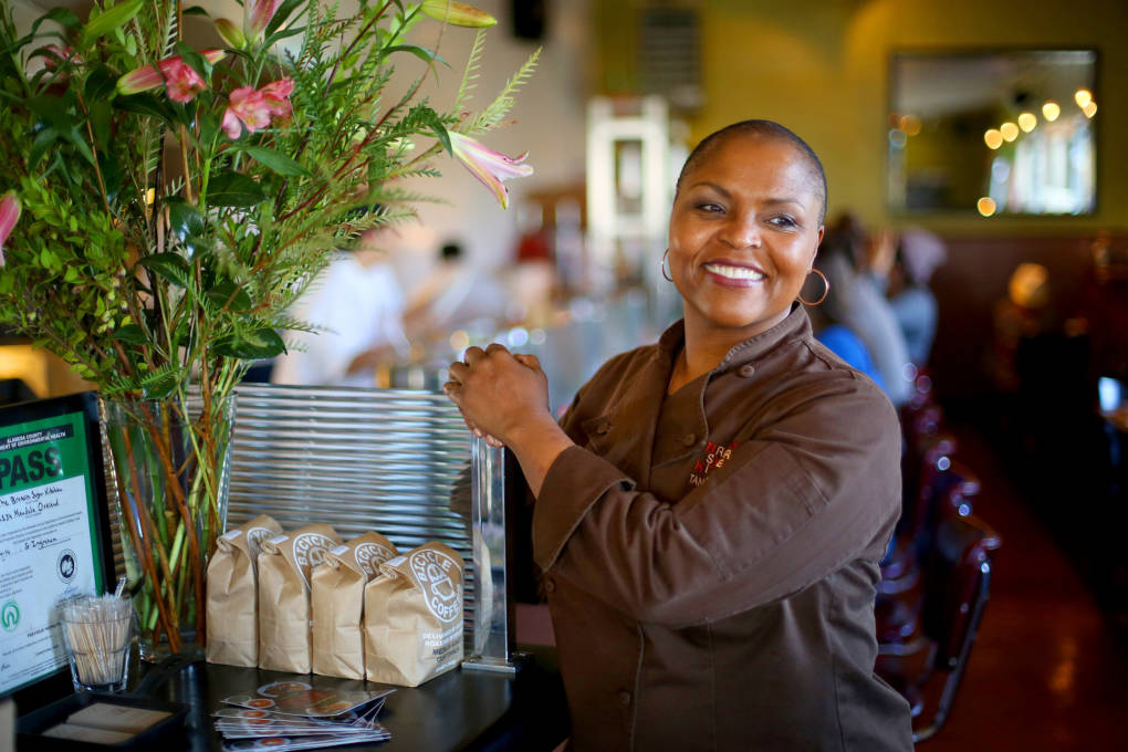 Brown Sugar Kitchen's Tanya Holland