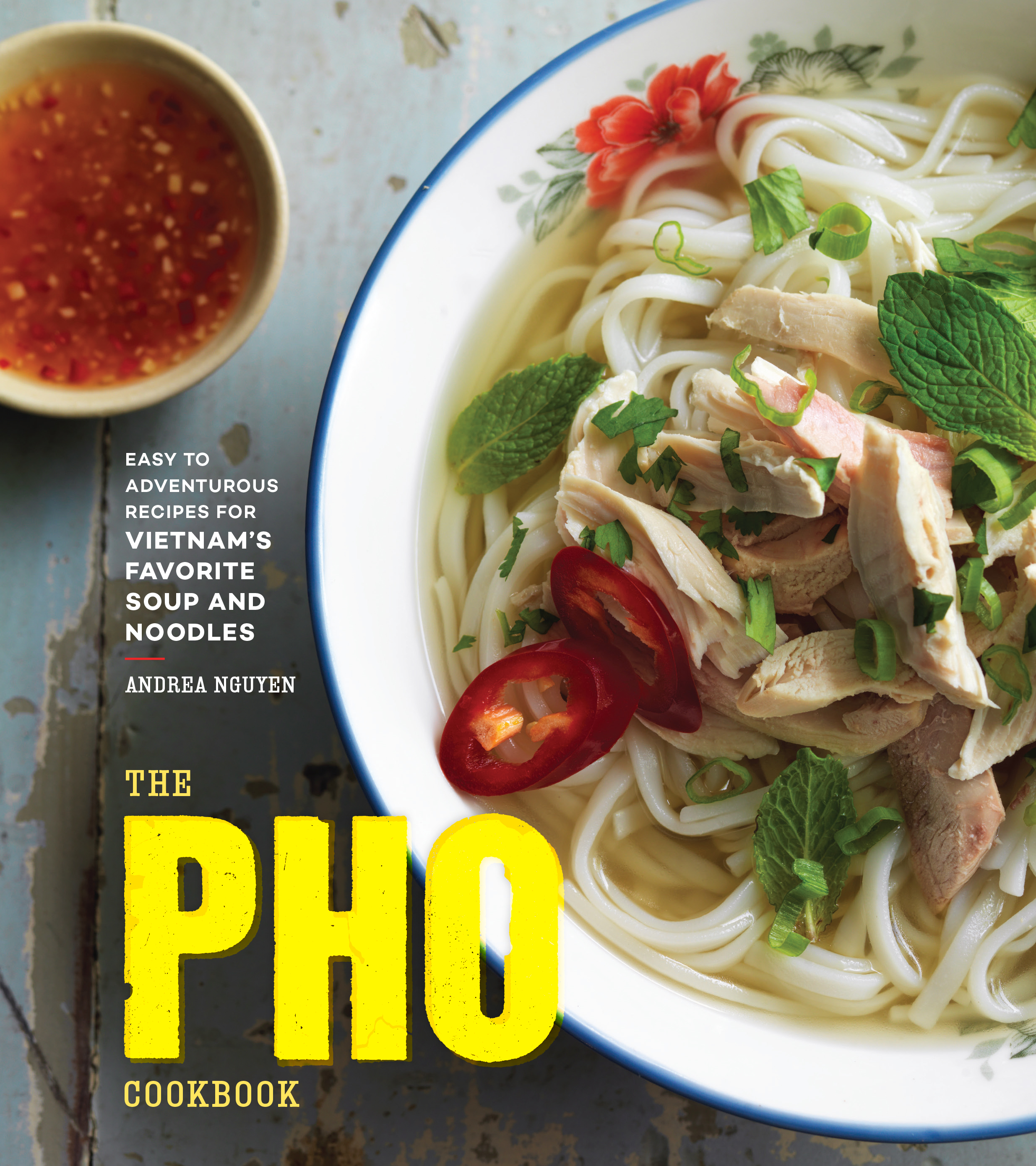 The Pho Cookbook: Interview with Andrea Nguyen