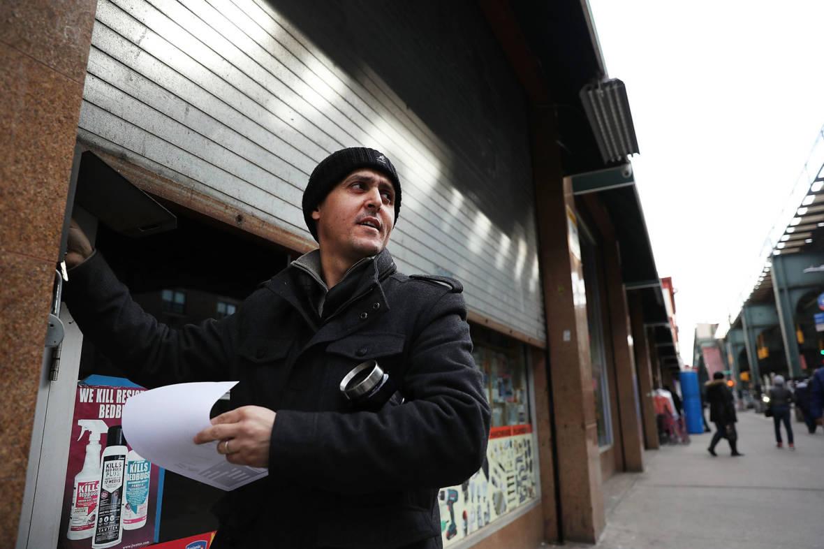 New York City Bodegas Strike To Protest Trump's Travel Ban