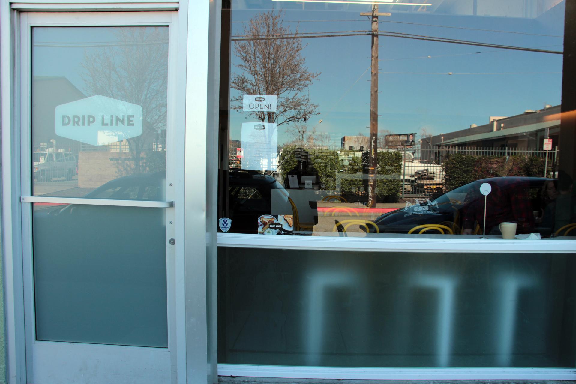 Drip Line exterior.