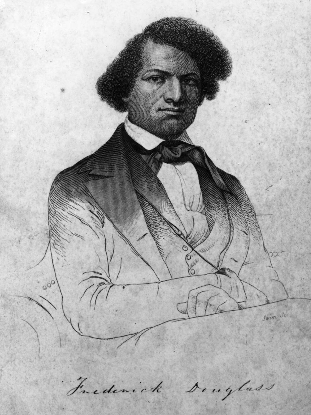 As a young enslaved boy in Baltimore, Frederick Douglass bartered pieces of bread for lessons in literacy. His teachers were white neighborhood kids, who could read and write but had no food. At 20, he ran away to New York and started his new life as an anti-slavery orator and activist.