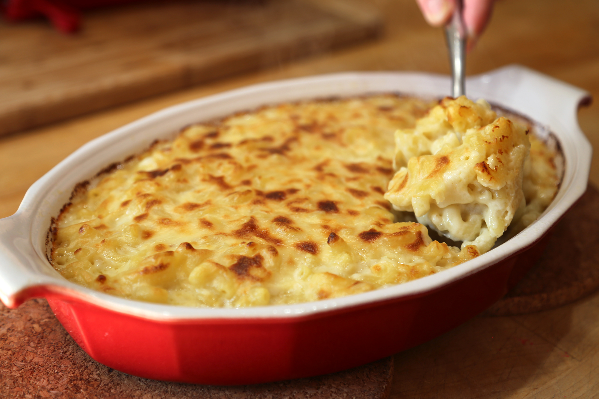 Get Your Super Bowl On: Homemade Mac and Cheese, Please!