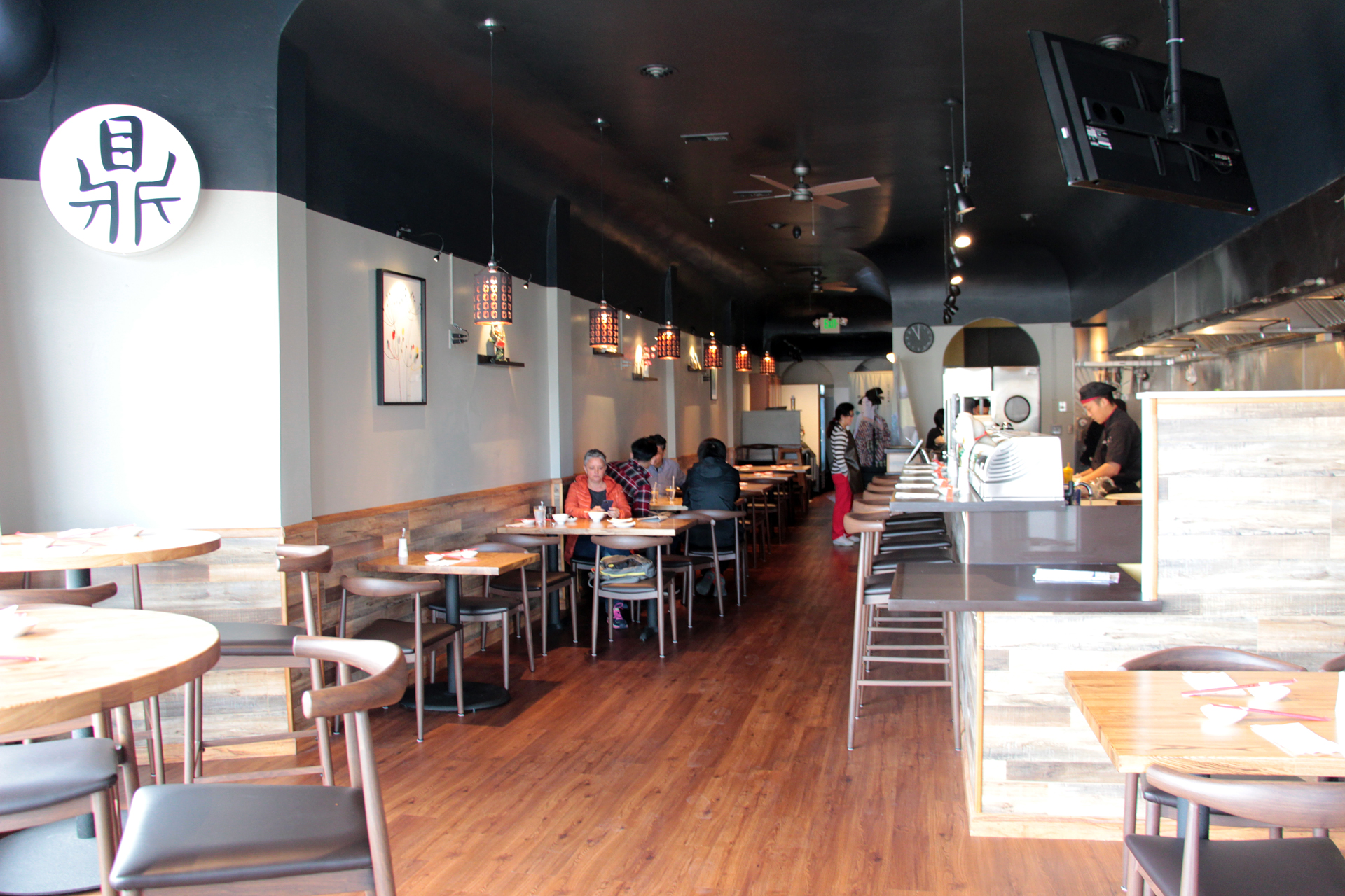 Ding japanese cuisine opens in rockridge for lunch and
